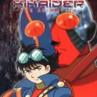 Искусственный гуманоид Кикайдер  / Android Kikaider: The Animation  / Artifiial Humanoid Kikaider the Animation