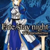 / Fate/stay night TV Reprodution  /